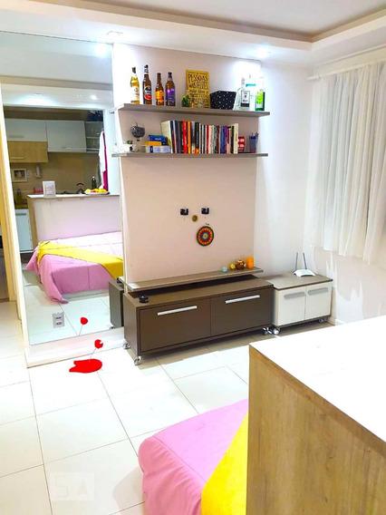Apartamento Para Aluguel - Itacorubi, 1 Quarto, 50 - 893104975