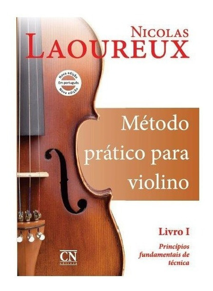 Método N Laoureux Metodo Pratico Violino Vol I