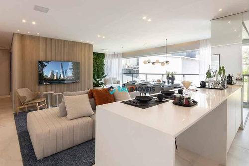 Imagem 1 de 27 de Apartamentos Para Venda Com 102,88 Metros Quadrados Em Perdizes - Sp. - Ap2678