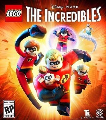 Lego The Incredibles (mídia Física ) Pc - Dvd