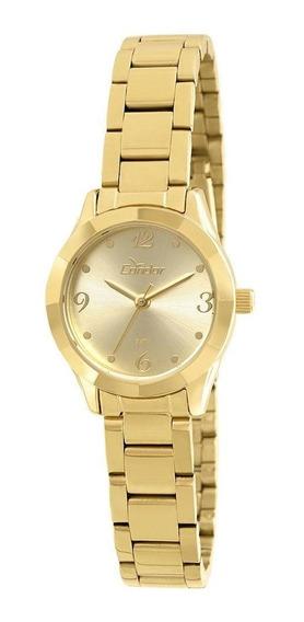 Relógio Condor Feminino Mini Co2035koz/4d - Dourado