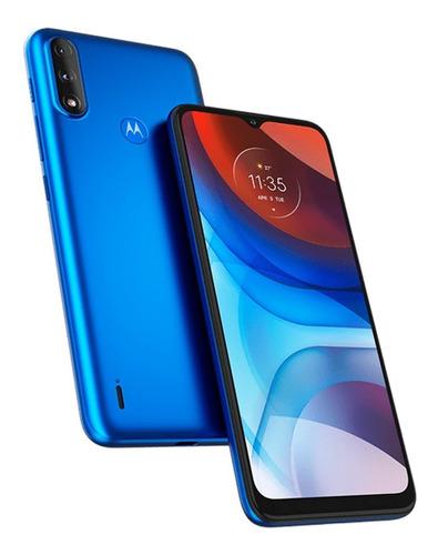 Imagen 1 de 5 de Celular Liberado Motorola Moto E7i Power 32gb Garantia Pc
