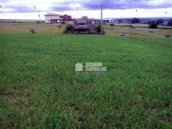 Terreno Residencial À Venda, Condomínio Fazenda Kurumin, Itu. - Te2544