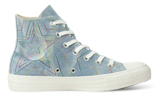 Tênis Converse Chuck Taylor All Star Ceu/multicolor