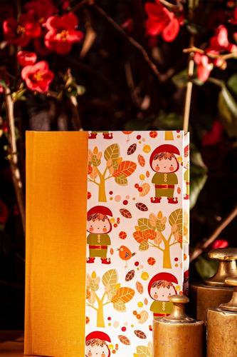 Imagen 1 de 3 de Cuaderno Cosido A6 Duendecito - 80 Hojas