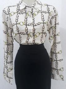 Camisa Social Corrente Moda Evangélica Cristã Joyaly Orig