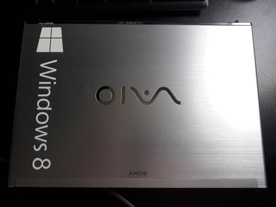 Notebook Sony Vaio Svt131a11x - I5 - 4gb - 320gb