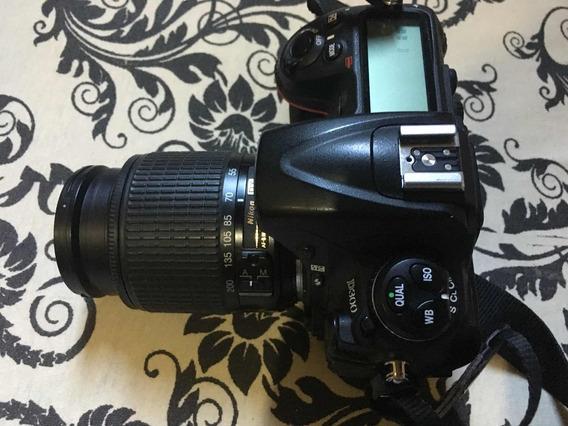 Nikon D300-lente 55-200mm Leia O Anúncio