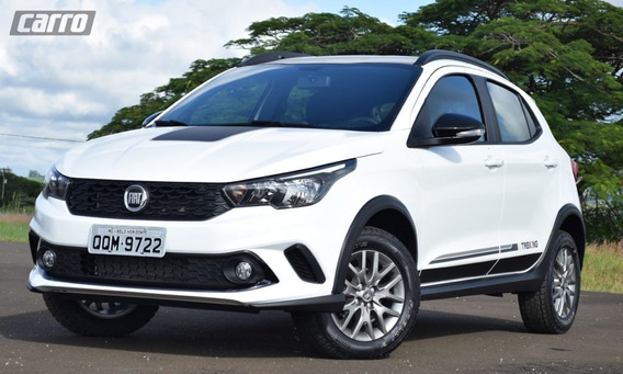 Fiat Argo 1.3 Trekking Flex Manual 2019/2020