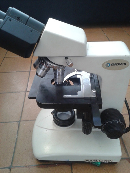 Microscópio Optico