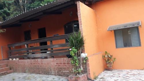 Imagem 1 de 14 de Linda Chácara À Venda Bairro Portão Em Atibaia - Ch0086-1