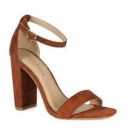 Sandalias De Tacón Modelo Zayn (importadas)