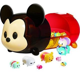Tsum Tsum Mickey Portable Play Case Con 1 Figura
