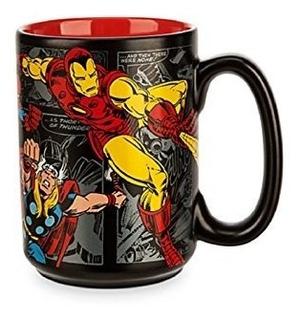 Taza Marvel Comics Disney Store