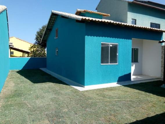 Casa Com 2 Dormitórios À Venda, 45 M² Por R$ 95.000 - Unamar - Cabo Frio/rj - Ca1344