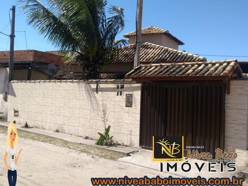 Imagem 1 de 16 de Casa Em Unamar Cabo Frio Casa Super Linda Em Unamar Cabo Frio Região Dos Lagos - Vcap 192 - 69008581