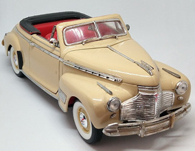 Chevrolet 1941 Special Deluxe 1:24 Bege - Welly