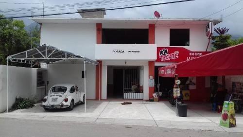 Venta De Casa Con Locales En San Agustin Etla Oaxaca