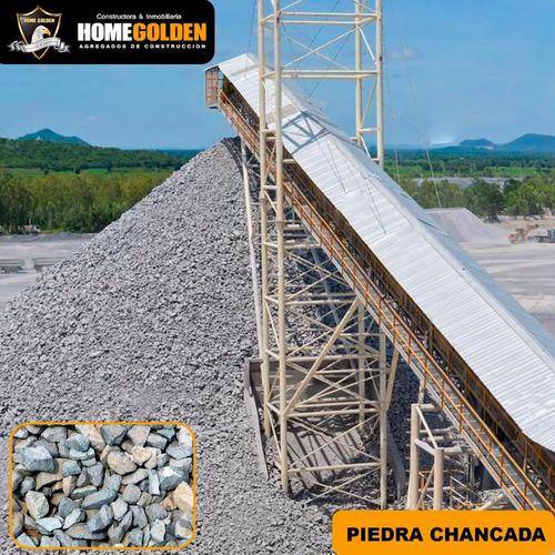 Imagen 1 de 1 de Piedra Chancada Arena Fina Para Obras Y Construcción X Saco