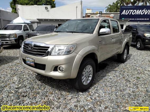 Toyota Hilux Kavac