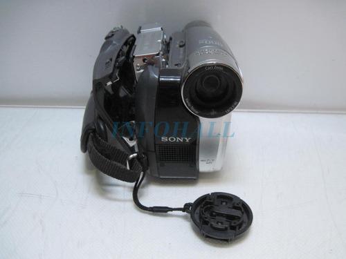 Defeito Filmadora Câmera Digital Sony Dcr-hc26