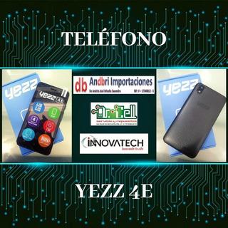 Teléfono Yezz 4e