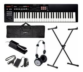 Teclado Roland Sintetizador Xps 10 Loja Oficial Xps-10