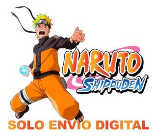 Serie Anime Naruto Shippuden Completa En Hd