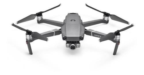 Drone DJI Mavic 2 Zoom com câmera 4K gray