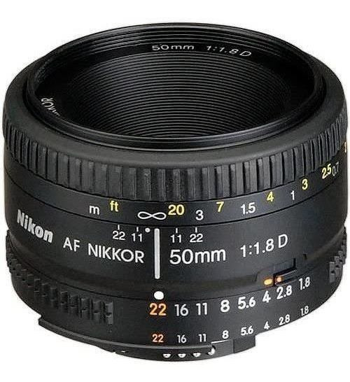 Nikon 50mm 1.8 D Af