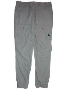 Jordan Pantalón Casual De Caballero Talla 36 Nuevo