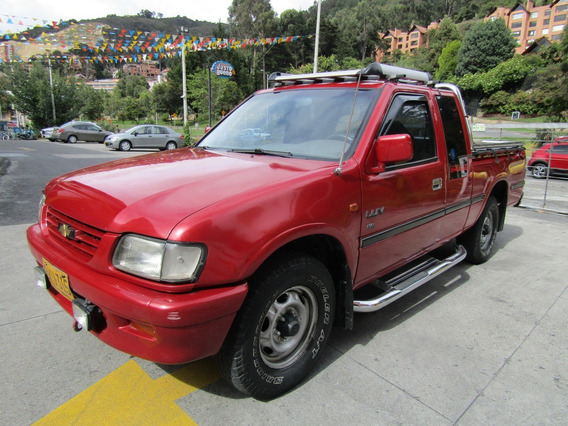 Chevrolet Luv Tfr Mt 2300