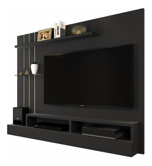 Painel Suspenso Classic P/ Tv De Até 47 Polegadas - 2 Cores