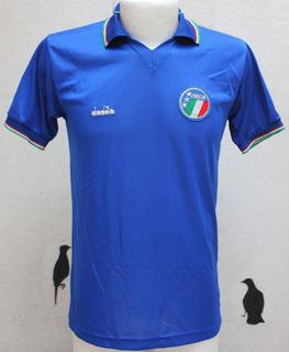 Jersey Italia 90 Retro Diadora Envío Gratis.
