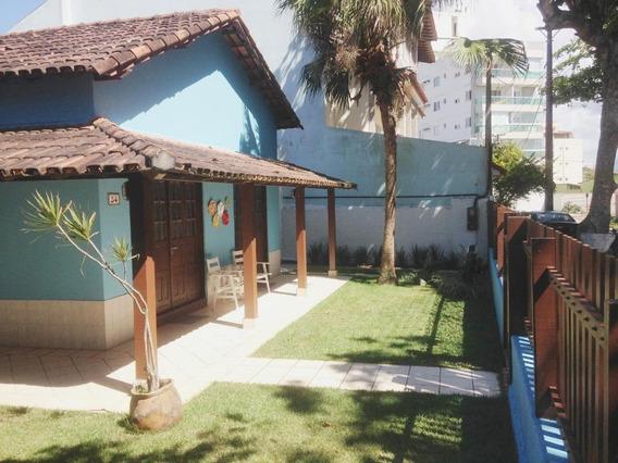 Casa Em Enseada Azul, Guarapari/es De 180m² Para Locação R$ 850,00/dia - Ca198969