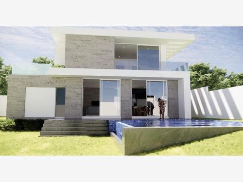 Imagen 1 de 6 de Casa Sola En Venta Real De Oaxtepec