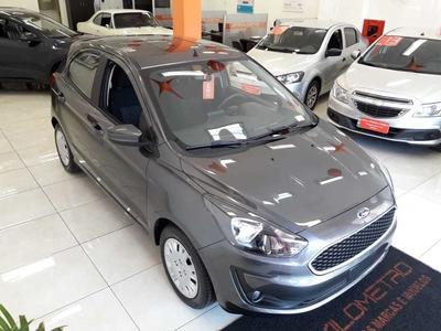 Ford Ka 1.0 Se Plus Flex 5p
