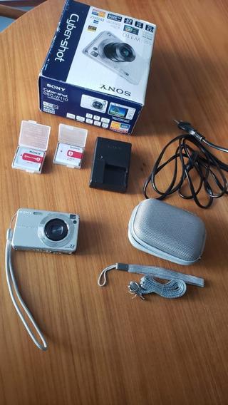 Câmera Digital Sony Cyber-shot Dsc-w110