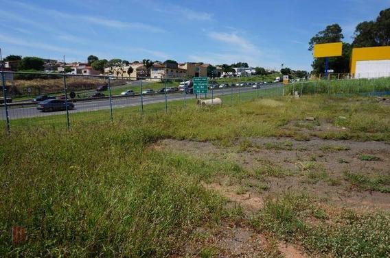 Terreno Para Alugar, 2000 M² Por R$ 2.000,00/mês - Vila Cardia - Bauru/sp - Te0001