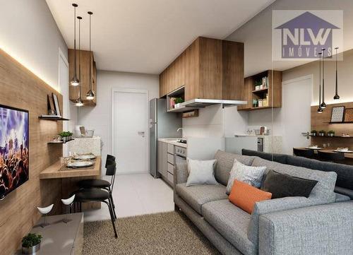Apartamento À Venda, 26 M² Por R$ 167.988,00 - Vila Ré - São Paulo/sp - Ap2874