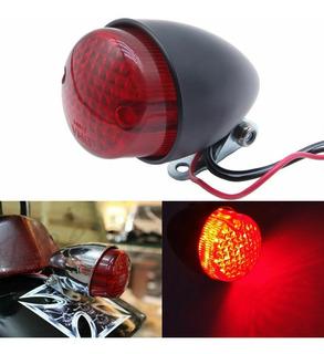 Lanterna De Led Para Customizar Motos Bobber Chopper Custom
