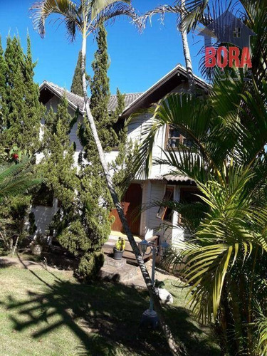 Imagem 1 de 8 de Casa Com 3 Dormitórios À Venda, 450 M² Por R$ 689.000,00 - Atibaia - Atibaia/sp - Ca0626