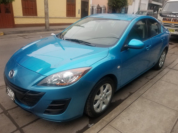 Mazda 3 2011 Full Uso Particular Unico Dueño 88000