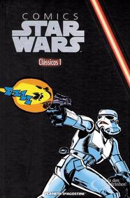 Comics Star Wars Clássicos 1 - Capa Dura