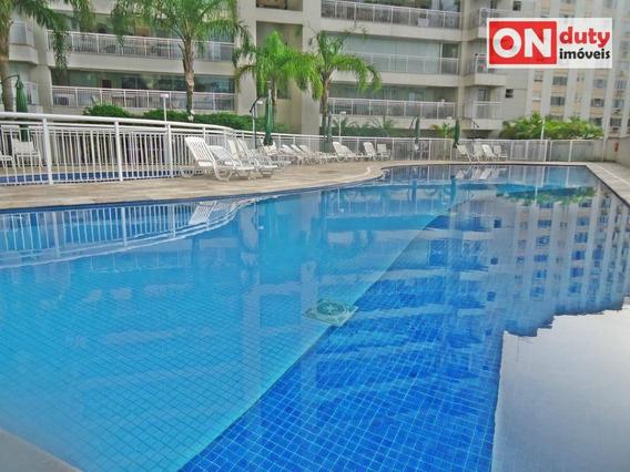 Apartamento Com 4 Dormitórios | 2 Suítes | 2 Vagas Demarcadas | Lazer Completo | À Venda, 132 M² Por R$ 1.280.000 - Gonzaga - Santos/sp - Ap4744