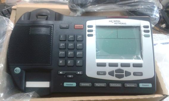 Telefono Ip Nortel Networks 2004 Modelo:ntdu92 -nuevo