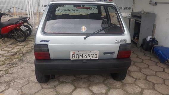 Fiat Uno Mille Uno Eletrônic Lindo