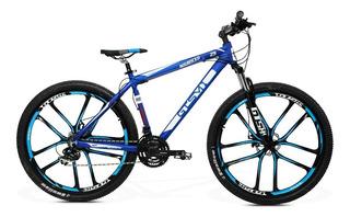 Bicicleta Gts M1 Aro 29 Freio Á Disco Adv New Magnésio - 21v