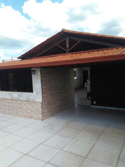 Casa Com 3 Quartos Para Comprar No Conjunto Nova Pampulha (justinópolis) Em Ribeirão Das Neves/mg - Gar8637