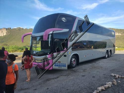 Imagem 1 de 11 de Paradiso Dd 1800 Scania K-380 Ano 2011 Lug. 53-58  Ref 520